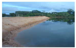 Reservior Farm Pond Design Lesson 4 Reservoir Dam And Farm Ponds