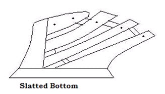 Slat Bottom