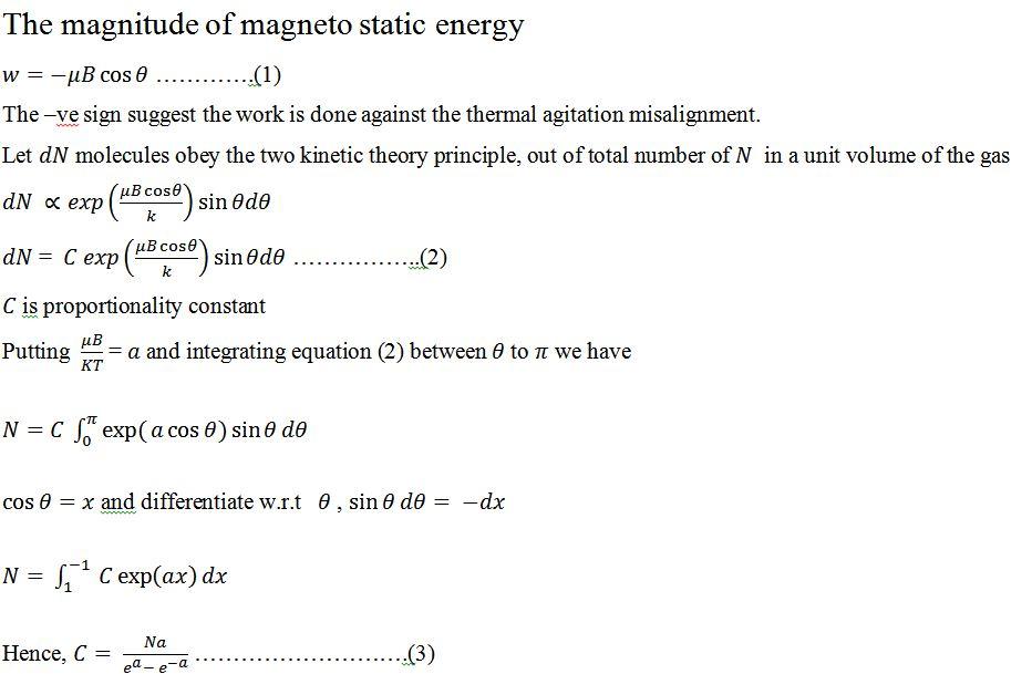 Module 1 Lesson 1 1.6 the magnitude of magneto static energy
